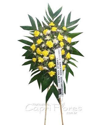 1004 Coroa de Flores