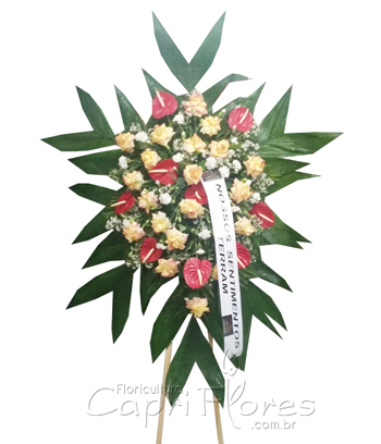 1006 Coroa de Flores