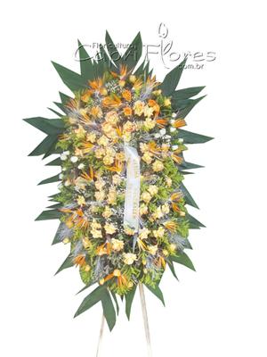 1010 Coroa de Flores Mista