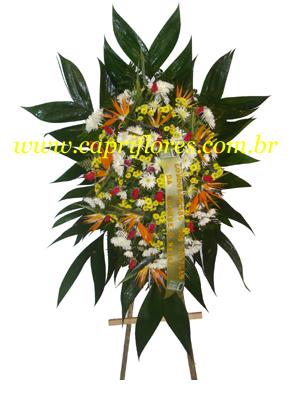 1011 Coroa de Flores Mistas