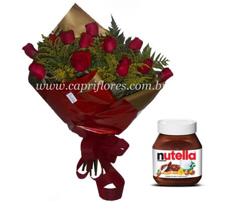 1530 Me Apaixonei + Nutella