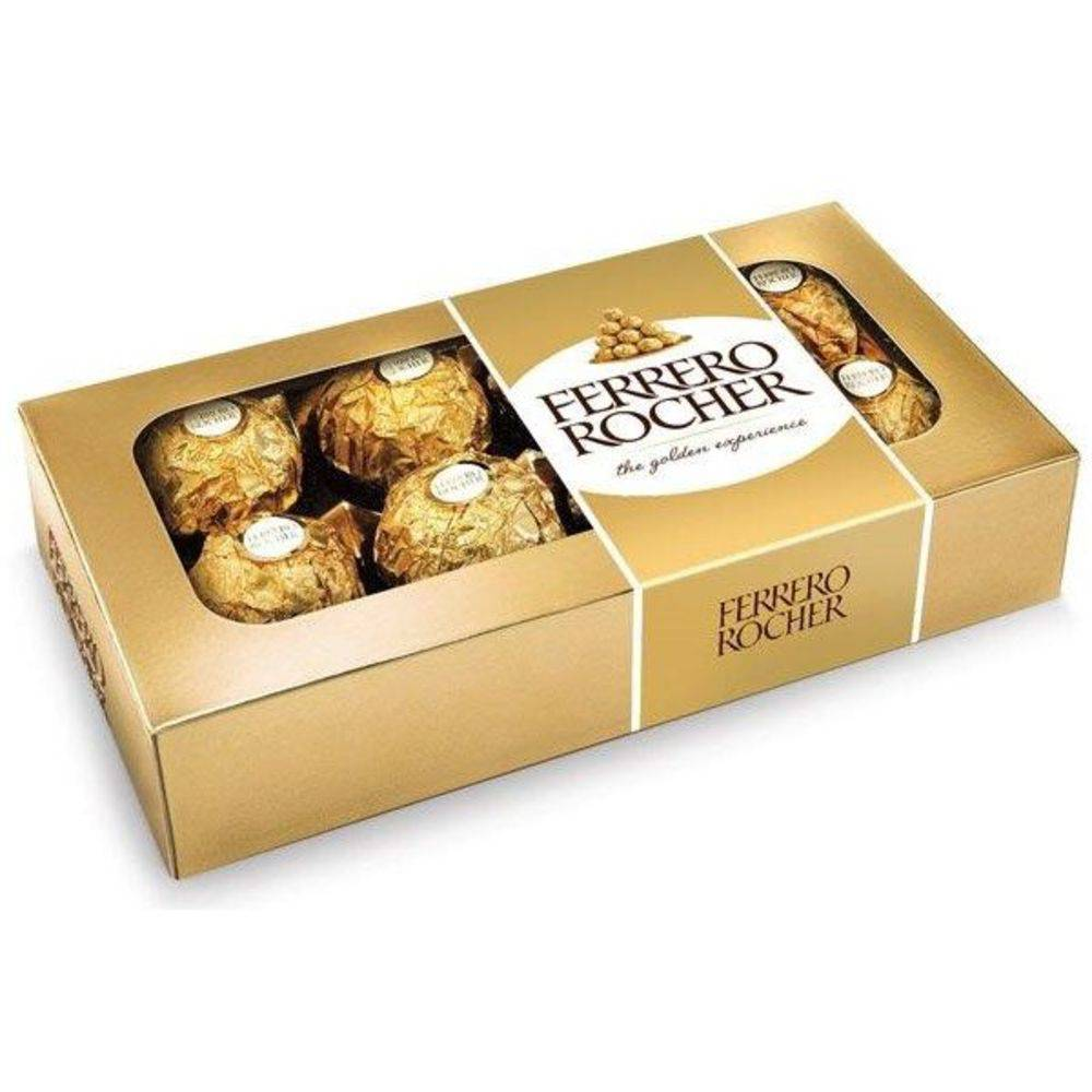 1568 ♥ Caixa de Ferrero Rocher