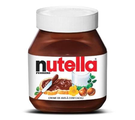 1569 Pote de Nutella 650 Gramas