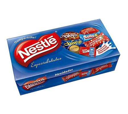 1572 ♥ Caixa de Bombom Nestle