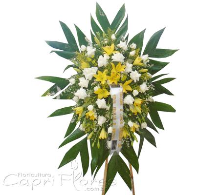1730 Coroa de Flores