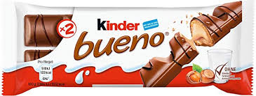 1760 ♥ Kinder Bueno