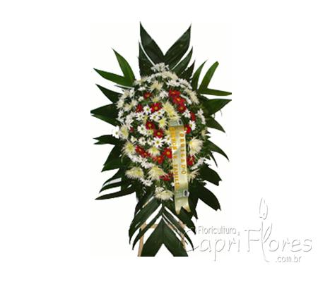 1764 Coroa de Flores Pequena - Simples