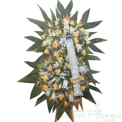 2277 Coroa de Flores Média
