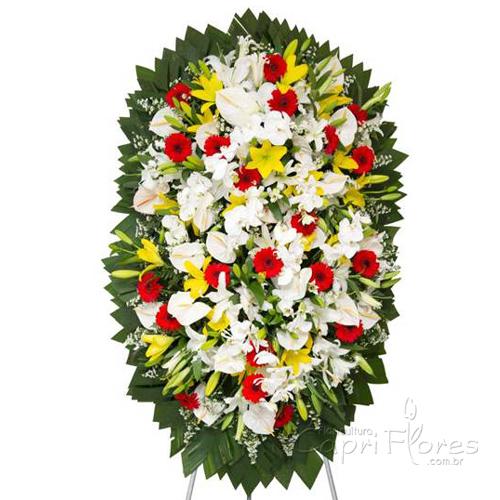 2321 Coroa de Flores Grande