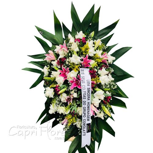 2417 Flores para Condolências