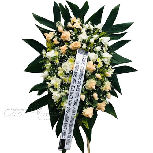 2419 Coroa de Flores pra Velório