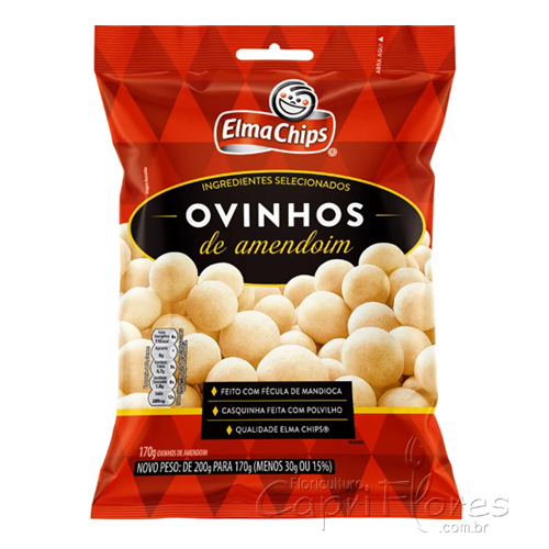 2908 ♥ Ovinhos da Elma Chips