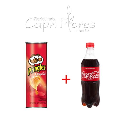 3197 Pringles e Coca Cola