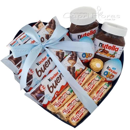 3426 ♥ Box Coração pro Mozão ♥