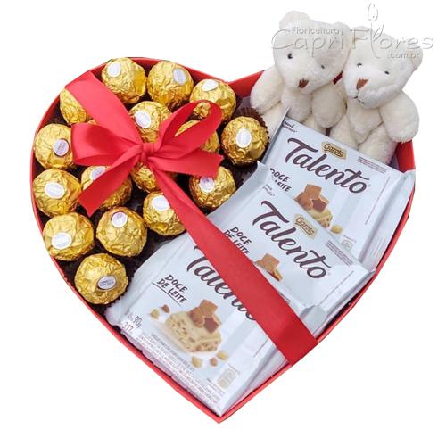 3430 ♥ Box Coração que Mimo ♥