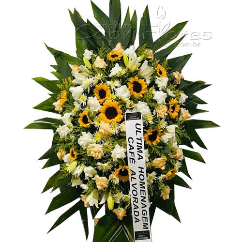 4271 Coroa de Flores - Girassol II