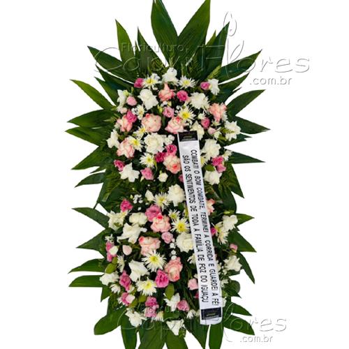 5237 Coroa de Flores Delicada I