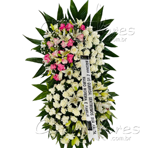 5240 Coroa de Flores Grande III