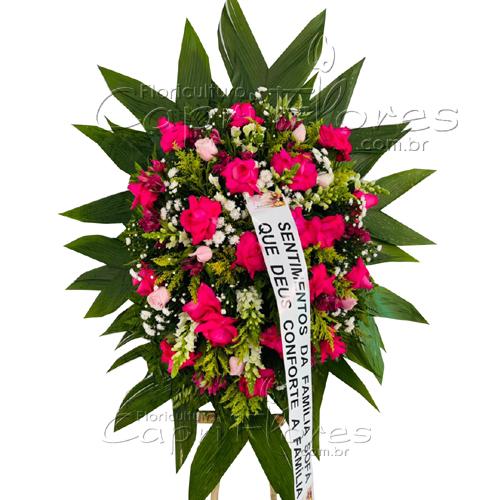 5254 Coroa de Rosas Pink I