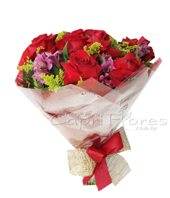846 Rosas Colombianas! Sempre Te Amarei