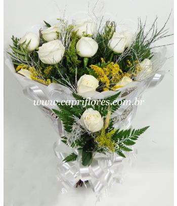 864 Dúzia de Rosas Decorado PROMOÇÃO