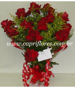 865 1 Dúzia Rosas Importada