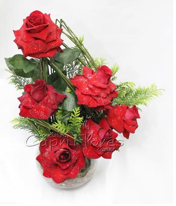906 Amor com Rosas Dobradas I