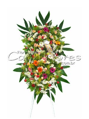 989 Coroa de Flores Mistas